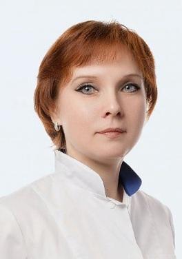 Быстрова Лариса Юрьевна