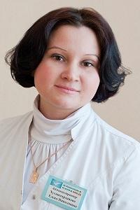 Хуснимарданова Елена Николаевна