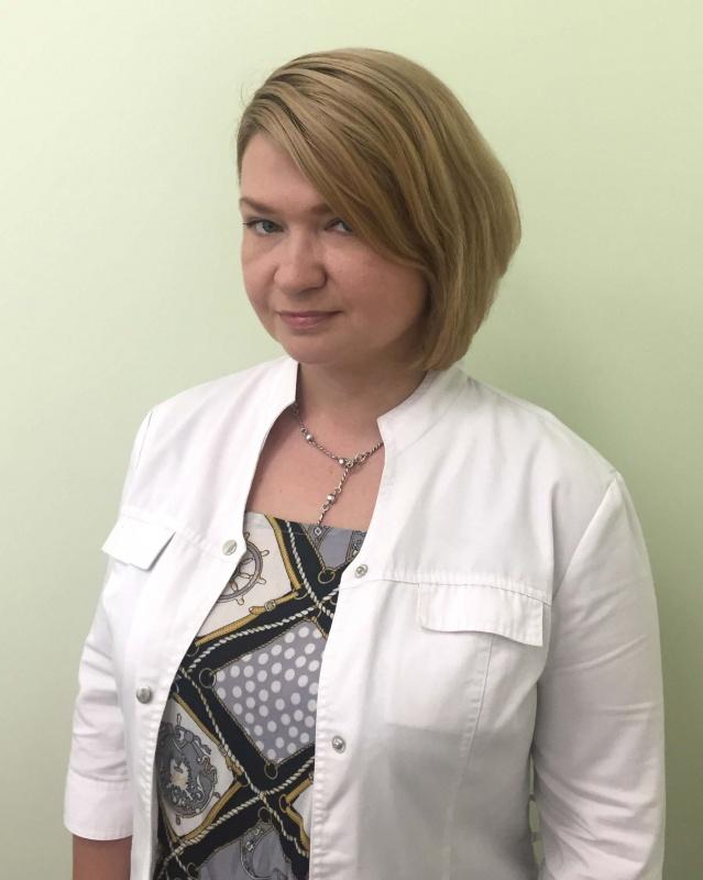 Плуталова Елена Михайловна